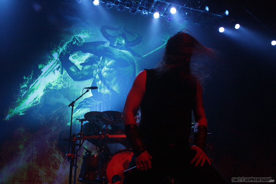 Amon Amarth @ An Evening With Amon Amarth (Baltimore, MD)