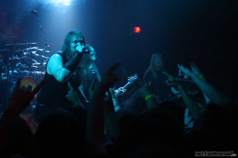 Amon Amarth live photo