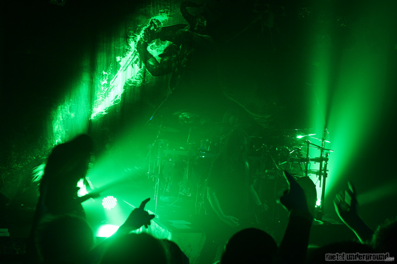 Amon Amarth @ An Evening with Amon Amarth 2011 (Springfield, VA)