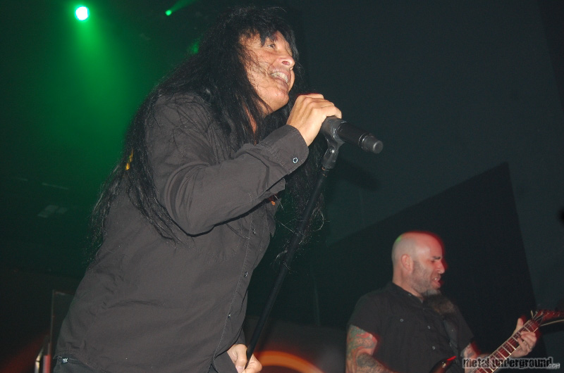 Anthrax @ Anthrax, Testament, and Death Angel (Austin, TX)