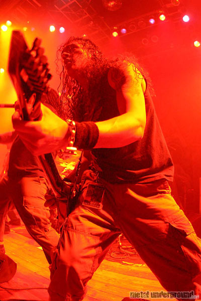God Forbid @ Anthrax Tour 2006 (Chicago, IL)