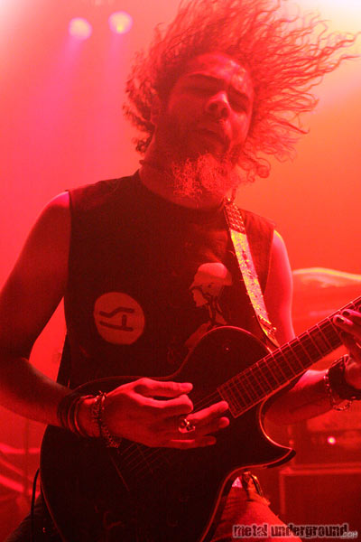 Manntis @ Anthrax Tour 2006 (Chicago, IL)