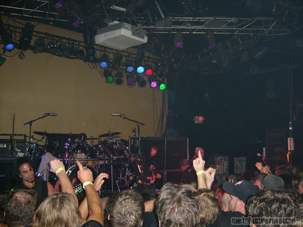 Anthrax @ Anthrax and Forwardhead 2005 (Springfield, VA)