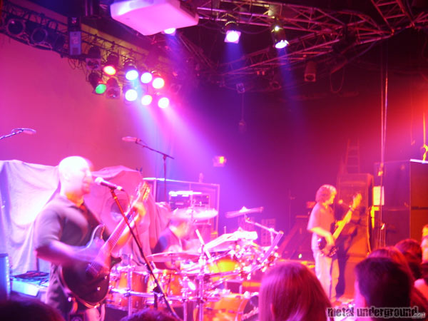 Forwardhead @ Anthrax and Forwardhead 2005 (Springfield, VA)