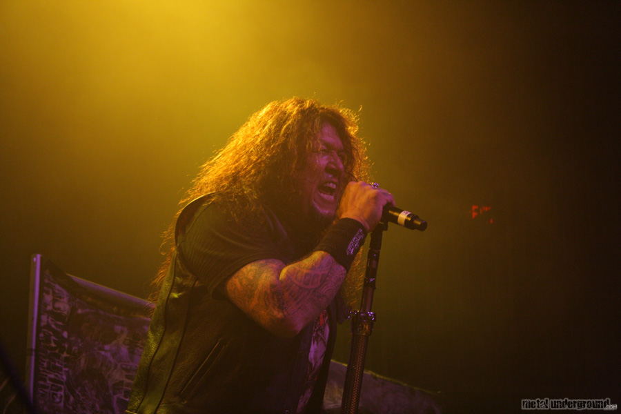 Testament @ Anthrax and Testament (Baltimore, MD)