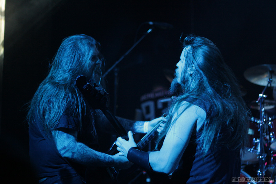 Enslaved @ Barge To Hell, Day 1 (deathbringer's photos)