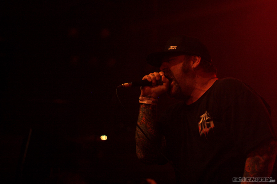 Exodus @ Barge To Hell, Day 1 (deathbringer's photos)