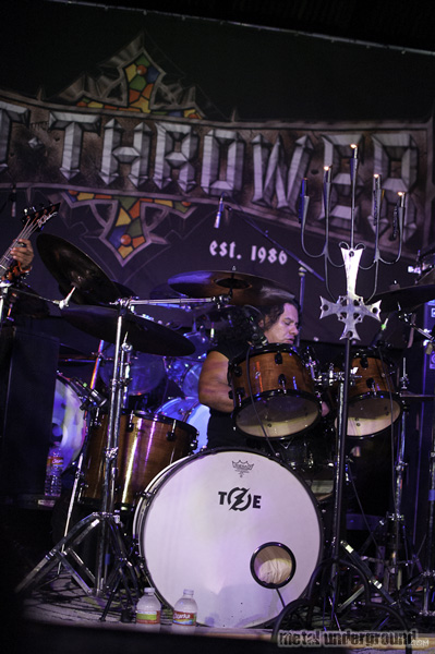 Imprecation @ Bolt Thrower at Chaos in Tejas