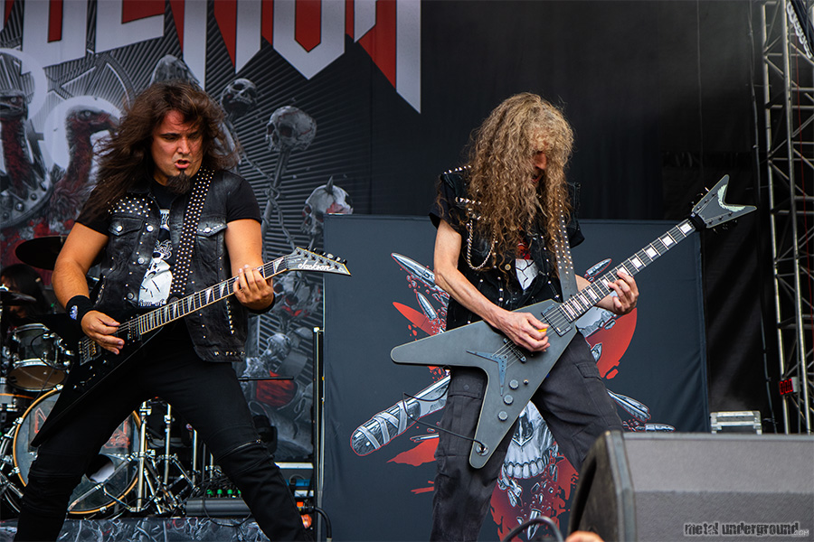 Destruction @ Brutal Assault 24, Day 3