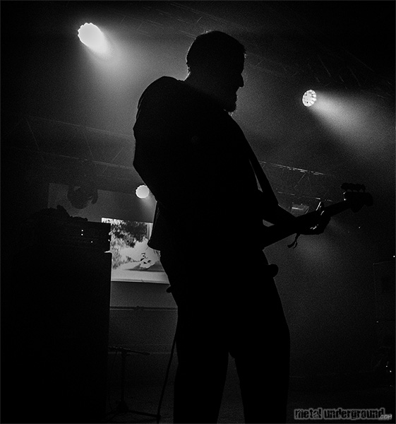 Godflesh @ Brutal Assault 24, Day 3