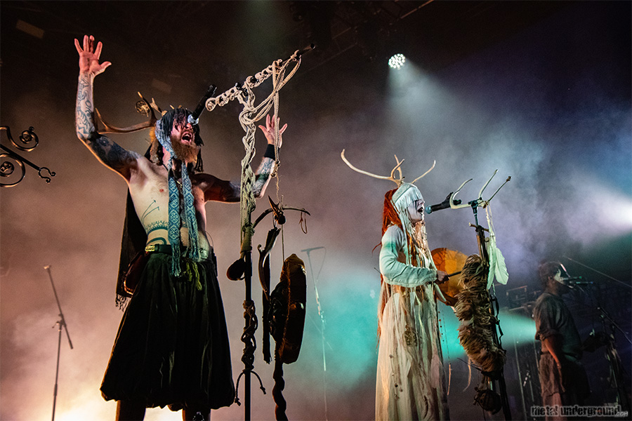 Heilung @ Brutal Assault 24, Day 3