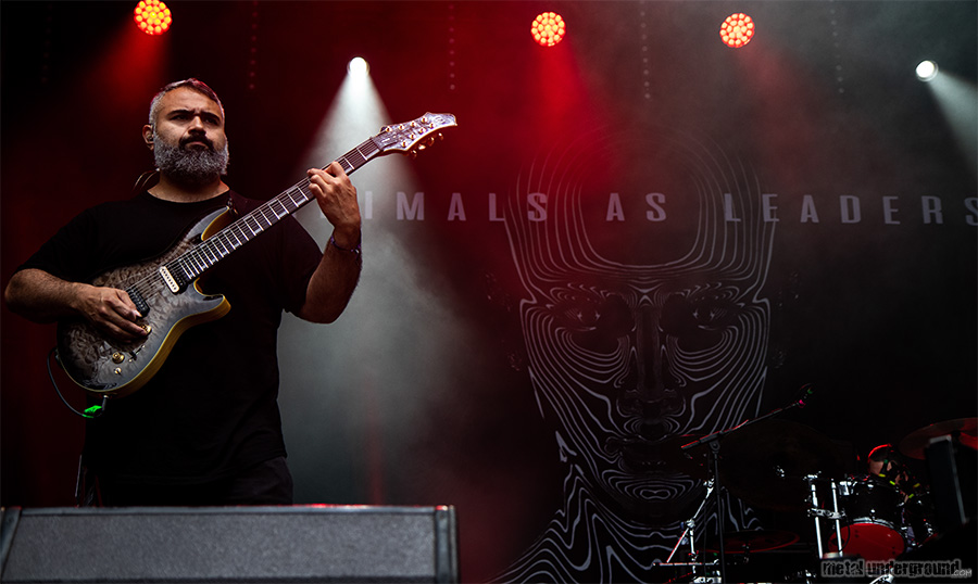 Animals as Leaders @ Brutal Assault 24, Day 4