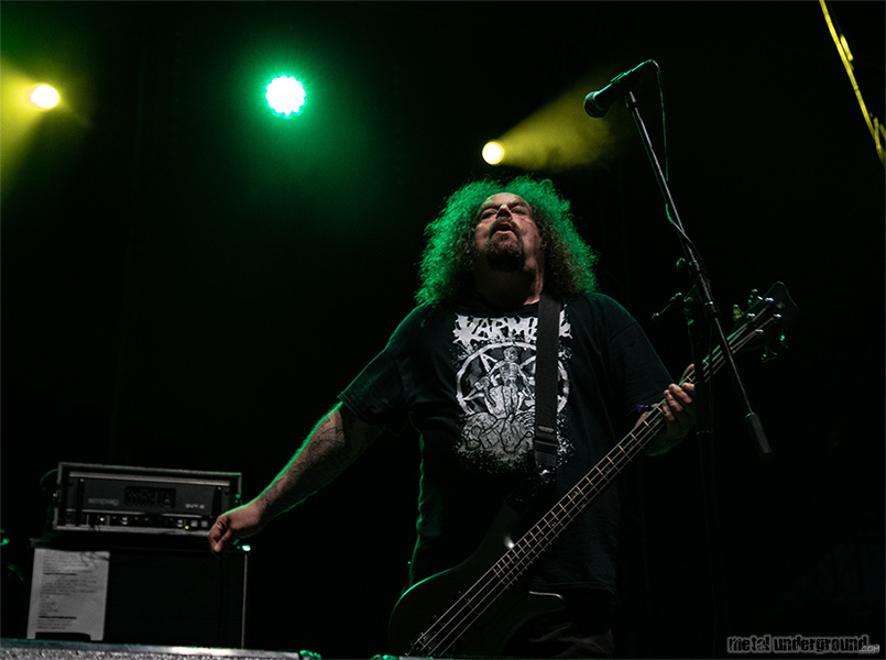 Napalm Death @ Brutal Assault 24, Day 4