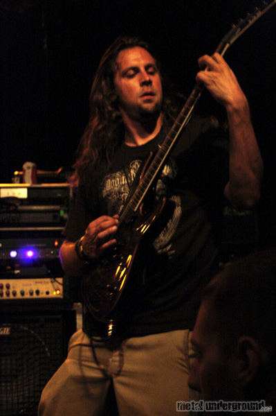 Arkaik @ Cannibal Corpse