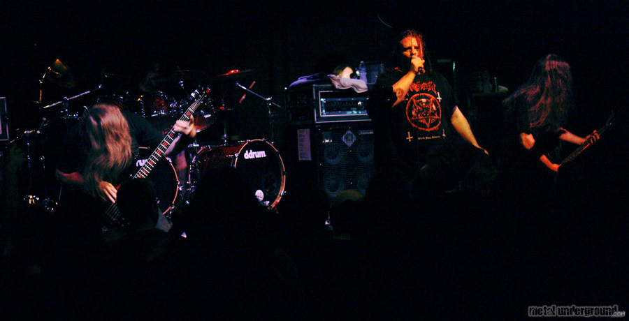 Cannibal Corpse @ Cannibal Corpse