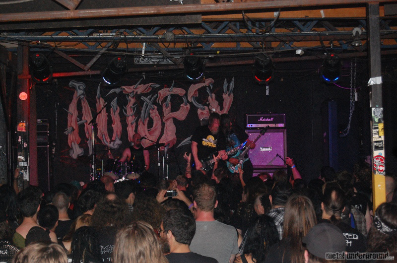 Autopsy @ Chaos in Tejas Festival 2011 (Austin, TX)