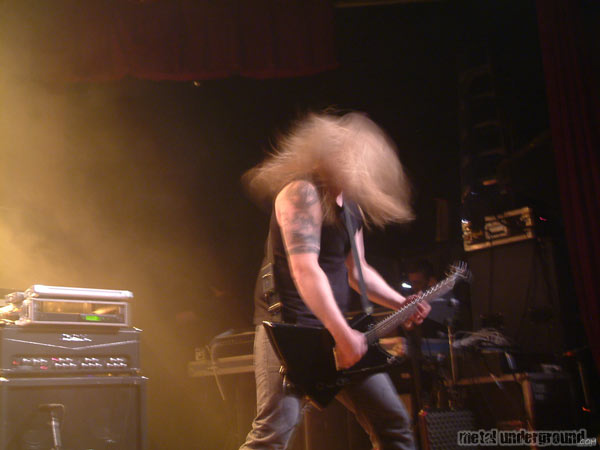 Amon Amarth @ Children of Bodom 2005 Tour (Vancouver, BC)