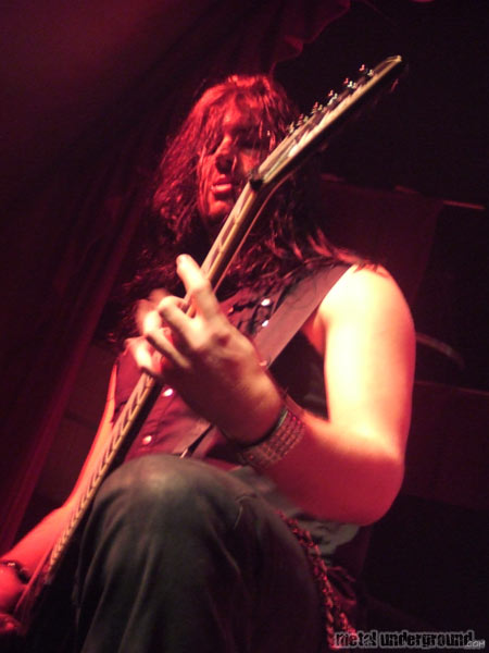 Trivium @ Children of Bodom 2005 Tour (Vancouver, BC)