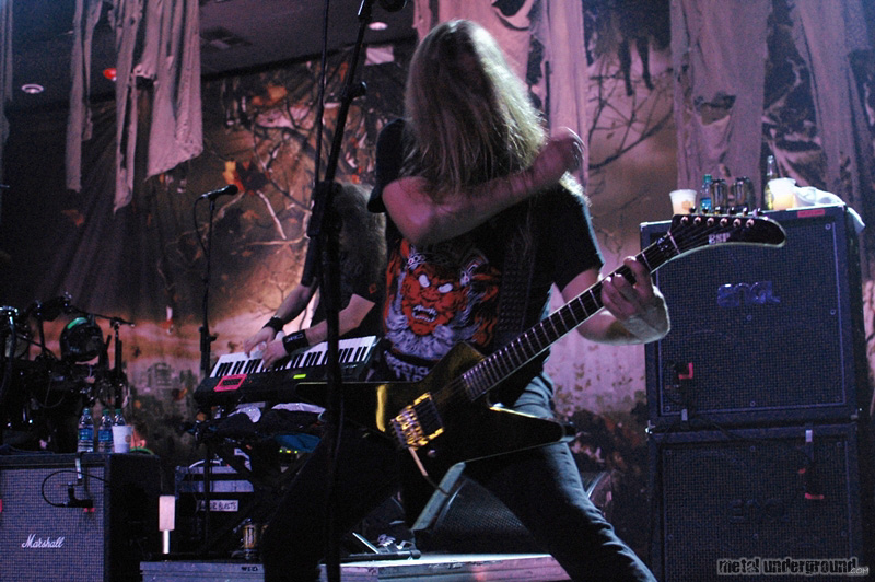 Children Of Bodom @ Children of Bodom and Revocation (Austin, TX)