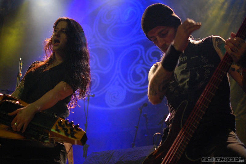 Eluveitie @ Children of Bodom and Revocation (Austin, TX)