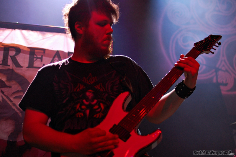 Threat Signal @ Children of Bodom and Revocation (Austin, TX)