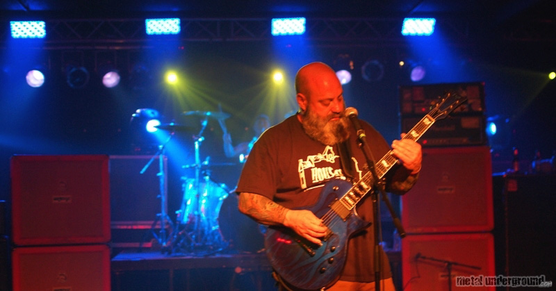 Crowbar @ Crowbar, Prong, and Witchburn (San Antonio, TX)