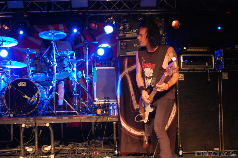 Prong @ Crowbar, Prong, and Witchburn (San Antonio, TX)
