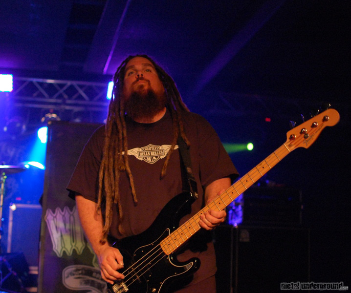 Witchburn @ Crowbar, Prong, and Witchburn (San Antonio, TX)