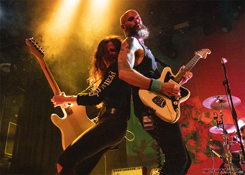 Baroness @ Decibel Magazine Metal and Beer Fest 2019 (Philadelphia, PA)