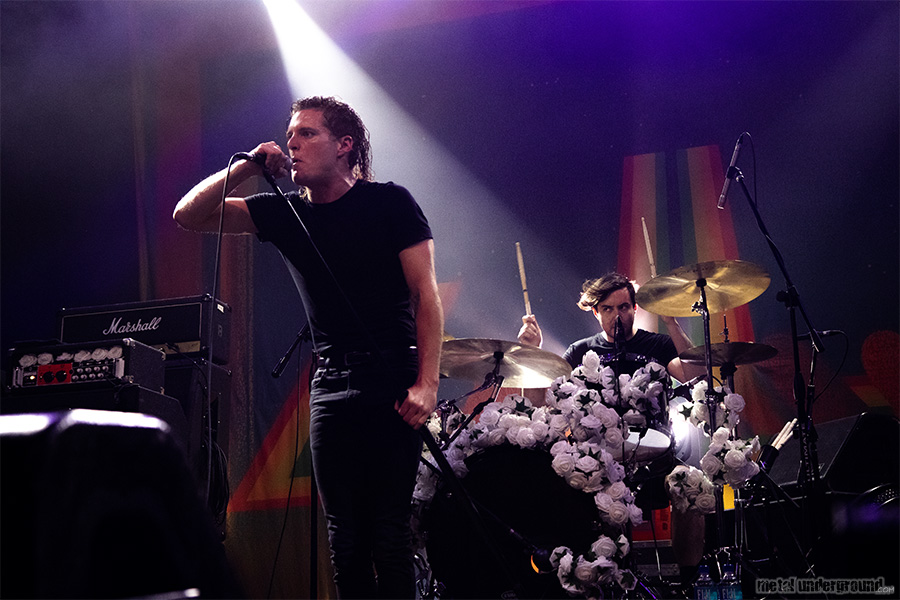 Deafheaven @ Decibel Magazine Metal and Beer Fest 2019 (Philadelphia, PA)