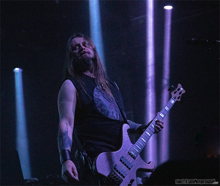 Enslaved @ Decibel Magazine Metal and Beer Fest 2019 (Philadelphia, PA)