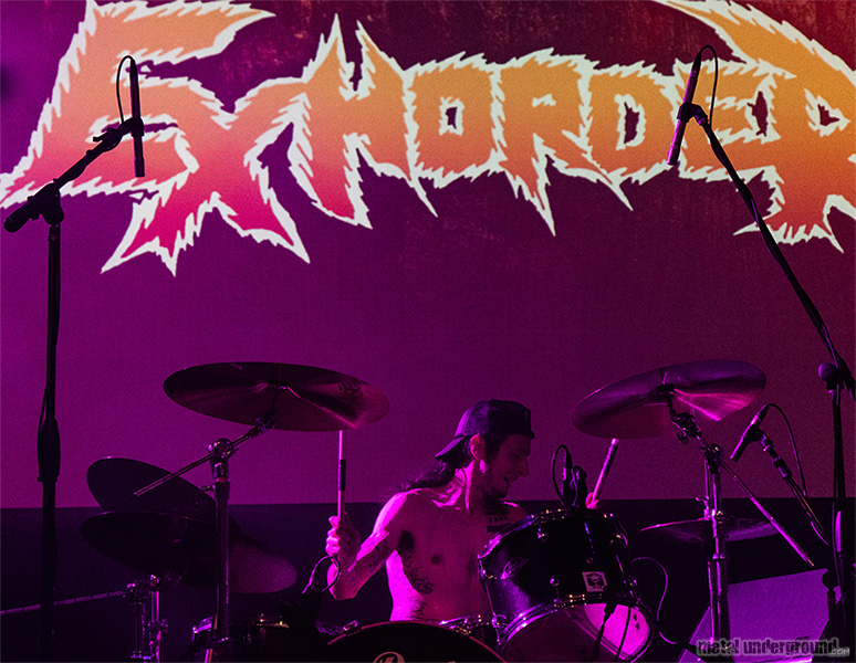 Exhorder @ Decibel Magazine Metal and Beer Fest 2019 (Philadelphia, PA)