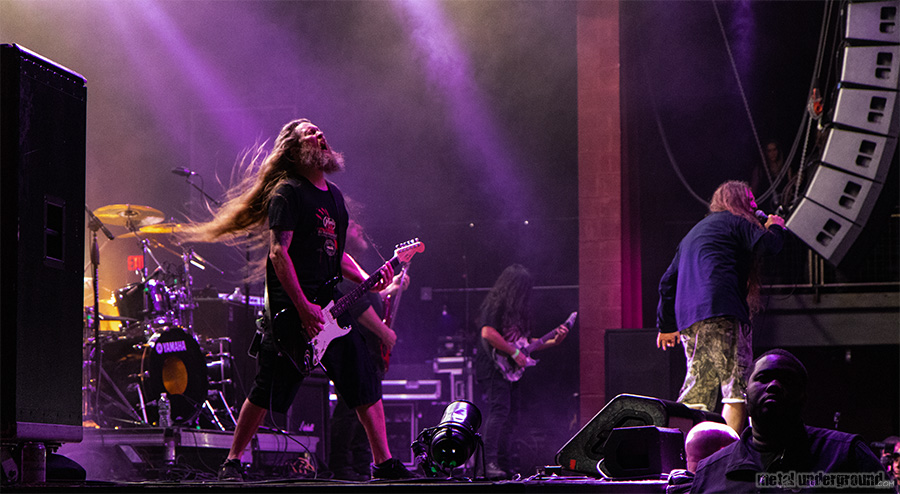 Obituary @ Decibel Magazine Metal and Beer Fest 2019 (Philadelphia, PA)