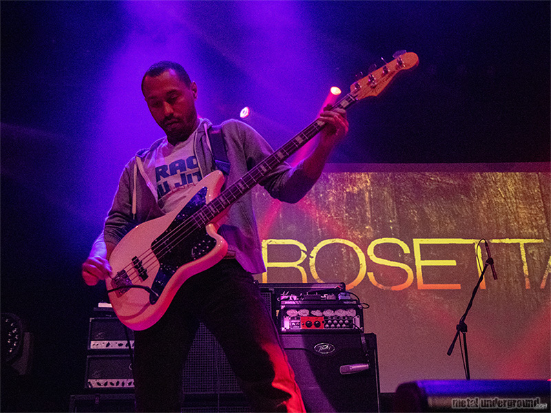 Rosetta @ Decibel Magazine Metal and Beer Fest 2019 (Philadelphia, PA)