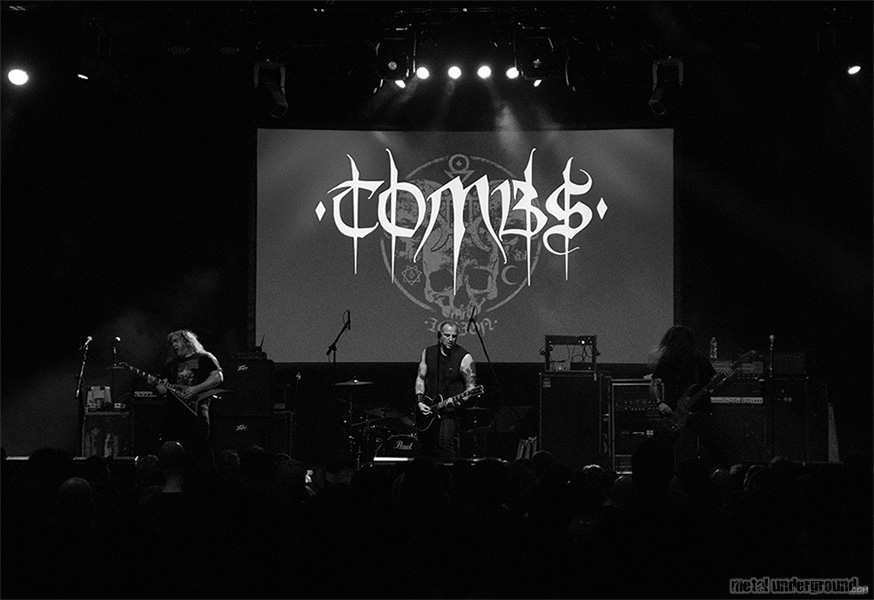Tombs @ Decibel Magazine Metal and Beer Fest 2019 (Philadelphia, PA)