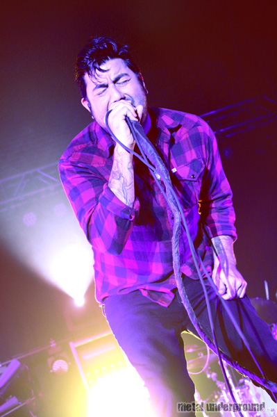 Deftones @ Deftones and Periphery (Nashville, TN)
