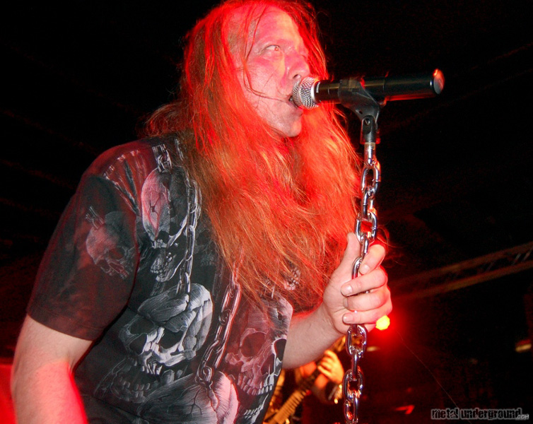 Warbeast @ Destruction Headlining Tour (San Antonio, TX)