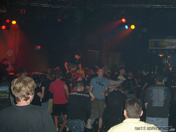 Full Blown Chaos @ Dirty Black Summer Tour 2005 (Springfield, VA)
