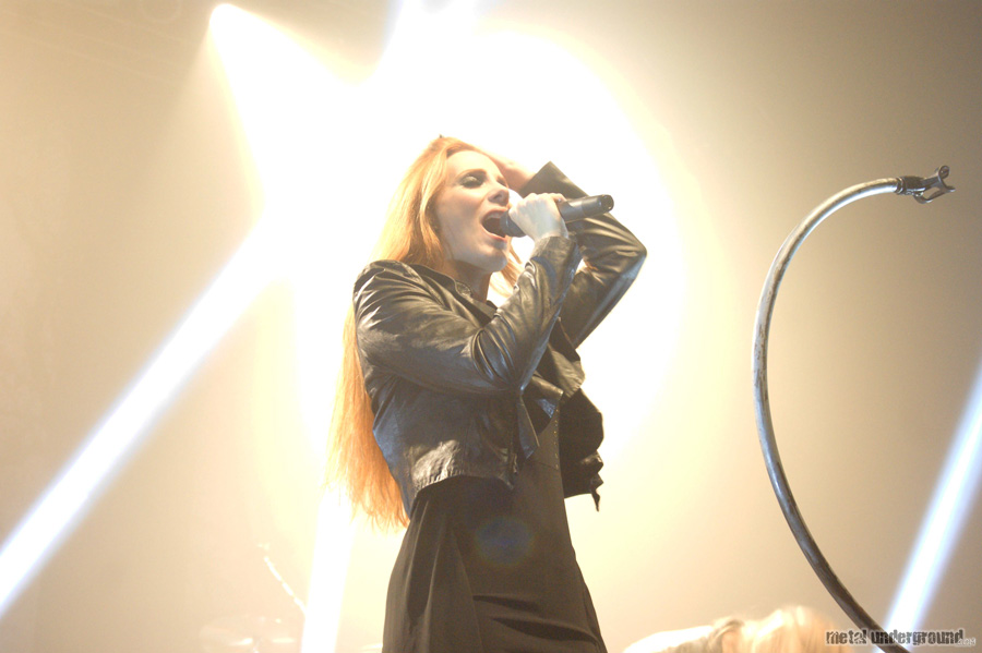 Epica @ Epica Headlining Tour (Worcester, MA)