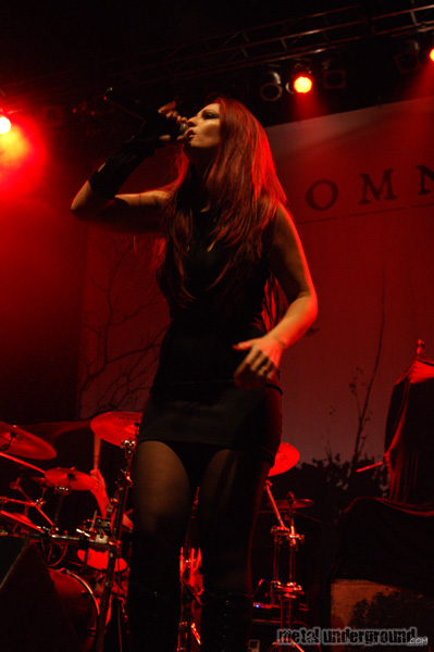 System Divide @ Epica Headlining Tour (Worcester, MA)