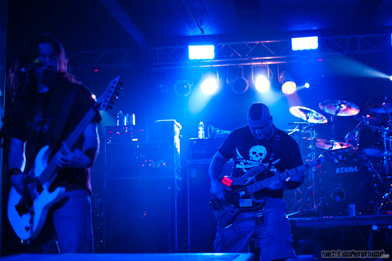 Shadows Fall @ Fear Factory