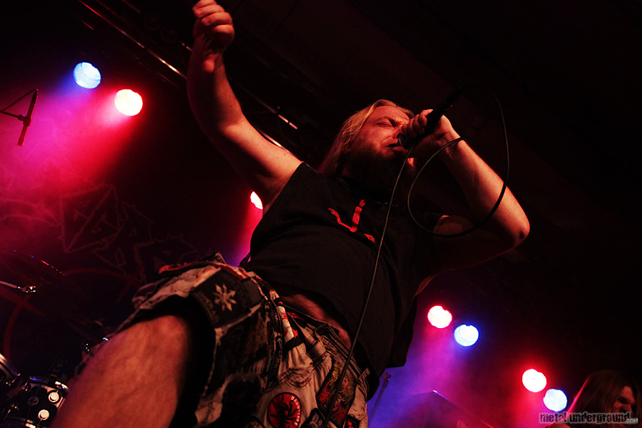 Axegressor @ Finnish Metal Expo Day 1