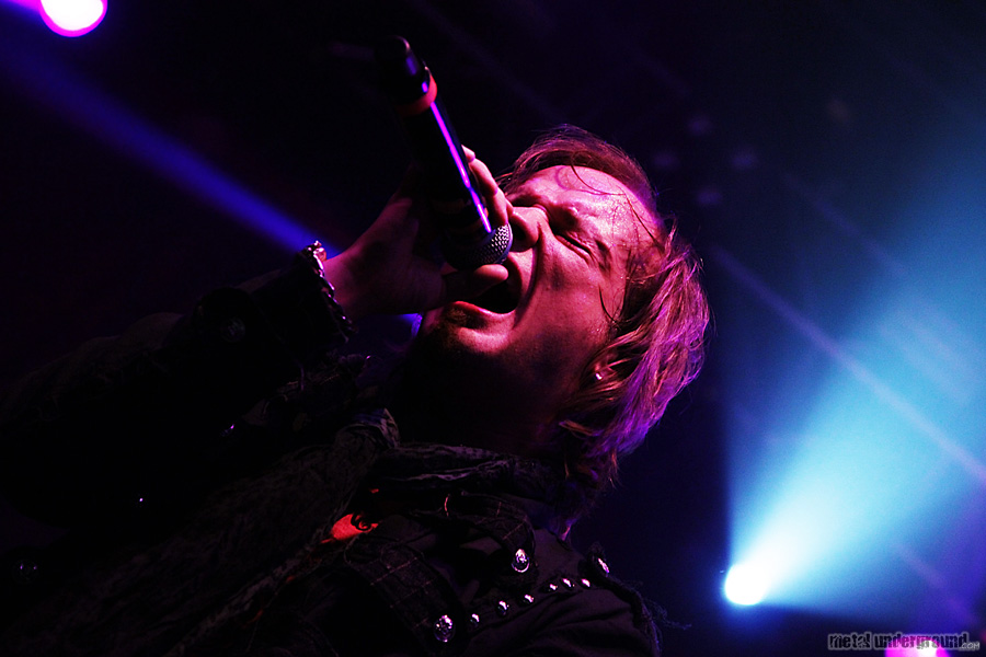 Edguy @ Finnish Metal Expo Day 1