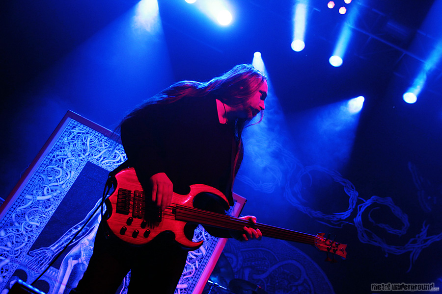 Soen @ Finnish Metal Expo Day 1