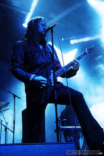 Evergrey @ Finnish Metal Expo Day 2