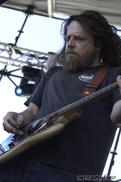 Red Fang @ Fun Fun Fun Fest 2012, Day 2