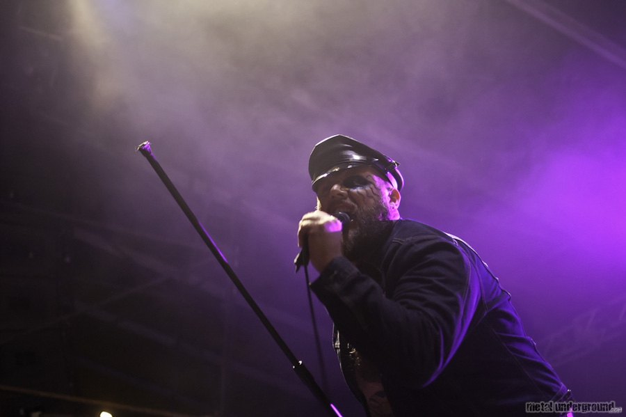 Turbonegro @ Fun Fun Fun Fest 2012, Day 3