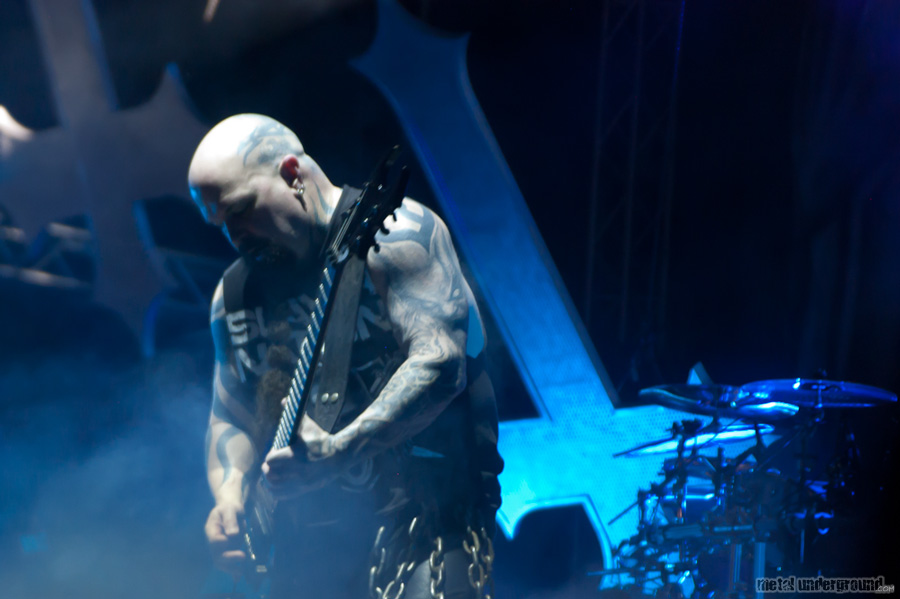 Slayer @ Fun Fun Fun Festival 2013, Day 3
