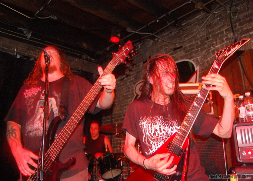 Origin @ Hate Eternal Headlining Tour (Austin, TX)