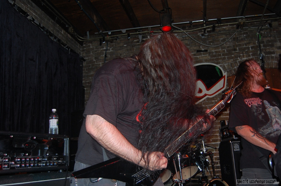 Vital Remains @ Hate Eternal Headlining Tour (Austin, TX)
